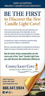 Candle Light Cove Easton Md Be The First To Discover The New Candle Light Cove Candle