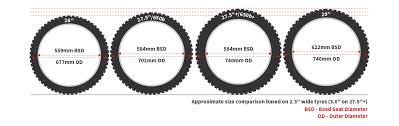 Security Chain Company Tire Size Chart