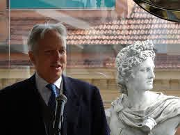 British Ambassador Chris Prentice - THE COMMONWEALTH CLUB OF ROME