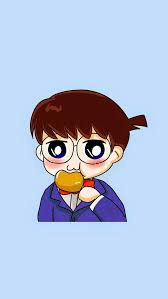 detective conan check out these 9 chibi cartoon anime wallpapers 3 cute and funny iphone wallpapers mobile9