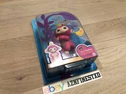 100% AUTHENTIC WOWWEE Fingerlings Interactive Baby Monkey - BELLA ...
