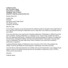 Teacher Cover Letter Teachers Cover Letter Example Primary Teacher Cover Letter Resume Of 8