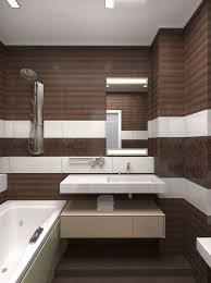 white bathroom tiles. Contemporary Bathroom Brown_and_white_bathroom_tiles_36 Brown_and_white_bathroom_tiles_37 Intended White Bathroom Tiles