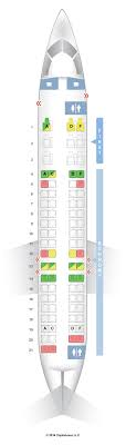 Crj900 Aircraft Seating Chart Seatguru Seat Map American Airlines Bombardier Crj 900 Cr9