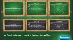 Chalkboard Powerpoint Background 60 Beautiful Premium Powerpoint Presentation Templates Design Shack