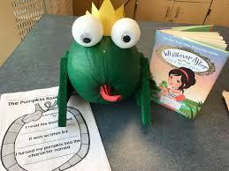 book character pumpkin