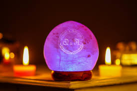 Besides being a decoration item, the Himalayan Salt Lamps also make amazing  and unique gift items. A big part of Halloween is about sharing happiness,  ...