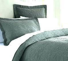 duvet cover target twin grey linen dark gray quilt set belgian