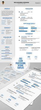 Free Cv Resume Sample Of Cv Resume Template joodeh 92