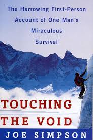 touching the void reviews by climbers lick to enlarge
