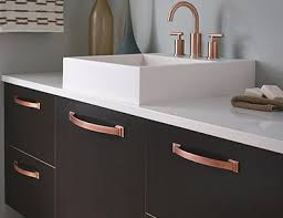 bathroom cabinet handles and knobs. Contemporary And Copper Cabinet Hardware And Bathroom Handles Knobs T