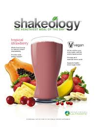 found an all natural meal replacement shake that increases daily