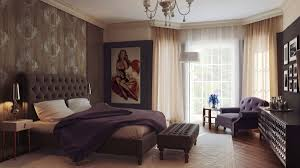 Taupe Bedroom Purple And Taupe Bedroom Homes Design Inspiration