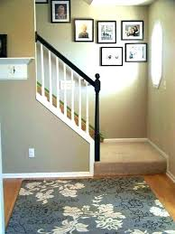 metal railing for steps white metal stair railing stair banisters paint stair railing white black and