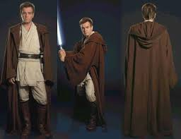 Star Wars Costume Patterns Mesmerizing How To Make A Jedi Robe
