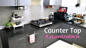 kitchen organization ideas countertop organization simplify your space