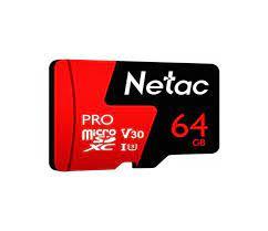 THẺ NHỚ MICROSD NETAC 32GB CLASS 10 80Mb/s – THACHLONGTECH
