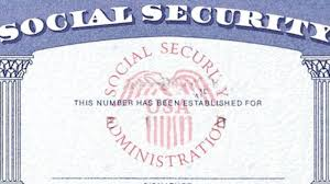 Security Card Template Social Security Card Template Cyberuse