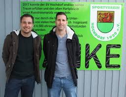 KL B2: Benjamin Matt neuer Trainer des SV Hochdorf - Südbadens ...