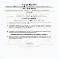 Resume Words For Customer Service Classy Power Words For Resume Best Of Sample Nursing Resume Generalresume