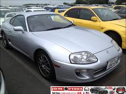 JDM Toyota Supra RZ Twin Turbo, TRD 320Km, 6 Speed, In Transit to ...