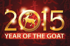 Image result for year of the goat