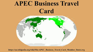 Apec Business Travel Card Youtube