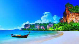 3d Wallpaper - Thailand Beach ...
