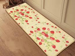 pretty kitchen rugs washable