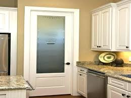 pantry glass doors etched pantry door with glass half glass pantry door pantry door etched glass