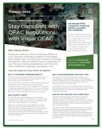 Ofac Organizational Chart Visual Ofac Newsroom Visual Ofac