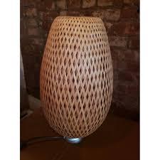 Ikea Bamboo Table Lamp