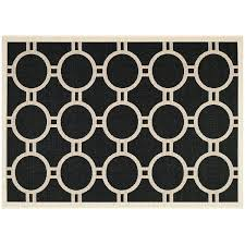 square indoor outdoor rugs courtyard circle in the square indoor outdoor rug black 9x9 square indoor