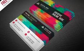 Free Psd Business Card Templates 50 Free Psd Business Card Template Designs Creative Nerds