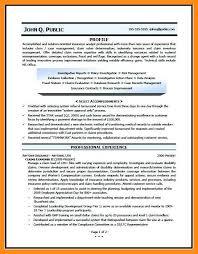 9 10 Insurance Adjuster Resume Example Lascazuelasphilly Com