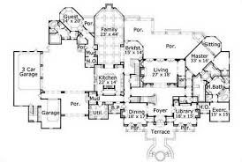 luxury home floor plans large luxury mansion floor plans large home homes