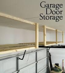 the garage door42 best Garage Organization images on Pinterest  Garage