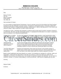 Non Profit Executive Director Resume Cover Letter Template For