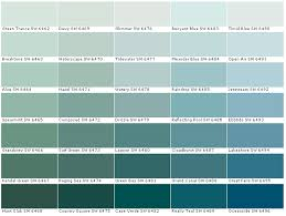 Green Paint Color Chart Sherwin Williams Duration Paints Color Options Paint Colors