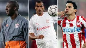 Rivaldo und Co.: Diese Stars spielten schon für Olympiakos Piräus