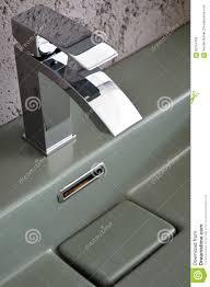 Modern Bathroom Taps Modern Bathroom Taps Stock Photo Image 62754769