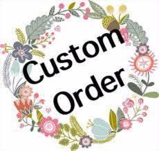 Custom Order: Shelby Sims | Etsy