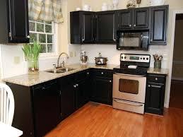 melamine oak cabinets painted black google search paint colors for kitchen with appliances