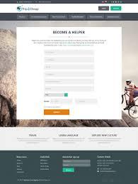 Web Design Helper Feminine Elegant Shopping Web Design For A Company By Hih7