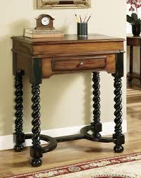 hooker furniture desk. Wonderful Desk Hooker Furniture Jacobean Twist Leg Flip Top Writing Desk 50050699 On
