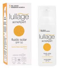 <b>Солнцезащитный флюид для лица</b> AcneXpert Fluido Solar SPF50 ...