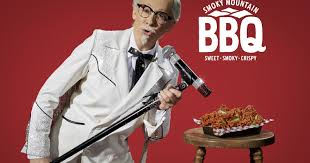 First female Kentucky Fried Chicken Colonel is ... country music
