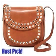 m frye handbags dillards hp grommet studded