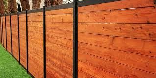 Galvanized Steel Fence Posts Metal Fence Post Brackets Elegant Cedar