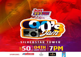 Accra All Pumped Up For Joy Fms 90s Jam On Friday